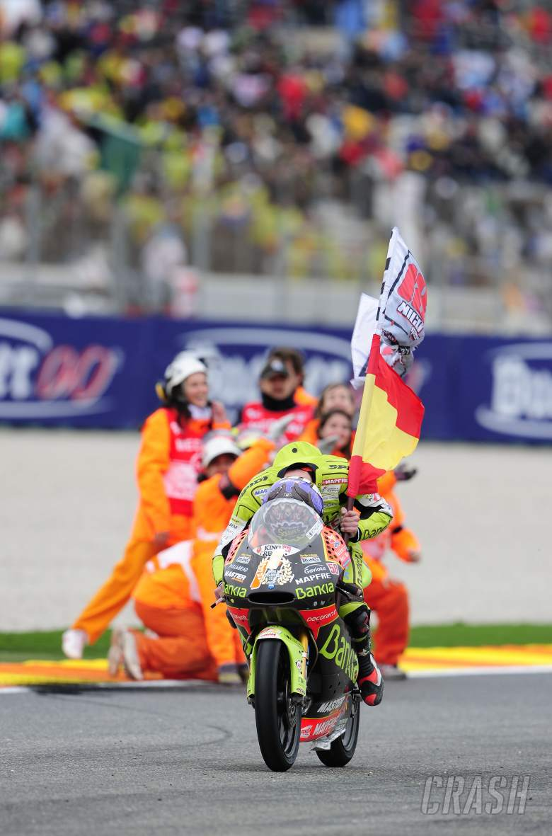 , , Terol, 2011 125GP World Champion, Valencia 125GP Race 2011