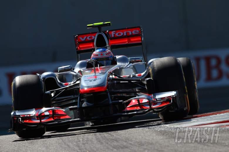 11.11.2011- Friday Practice 1, Jenson Button (GBR), McLaren  Mercedes, MP4-26