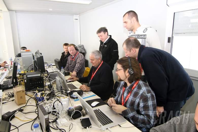 Eurosport staff