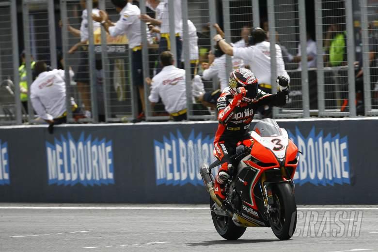 , , Biaggi takes win, Race1, Australian WSBK 2012
