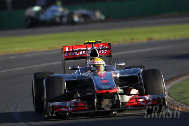 Lewis Hamilton (GBR), McLaren Mercedes