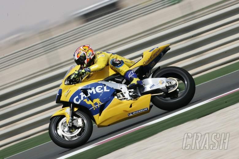 Byrne, Qatar MotoGP, 2005