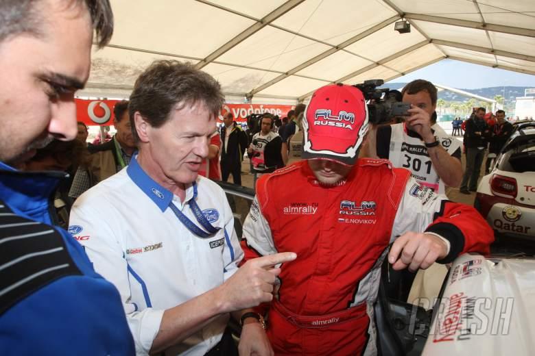 Evgeny Novikov (RUS) Dmitry Chumak (RUS), Ford Fiesta WRC