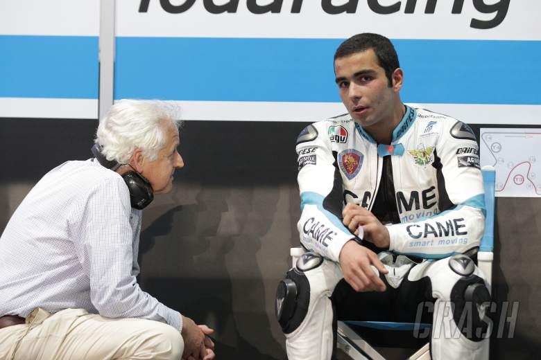 Sacchi and Petrucci, Qatar MotoGP 2012