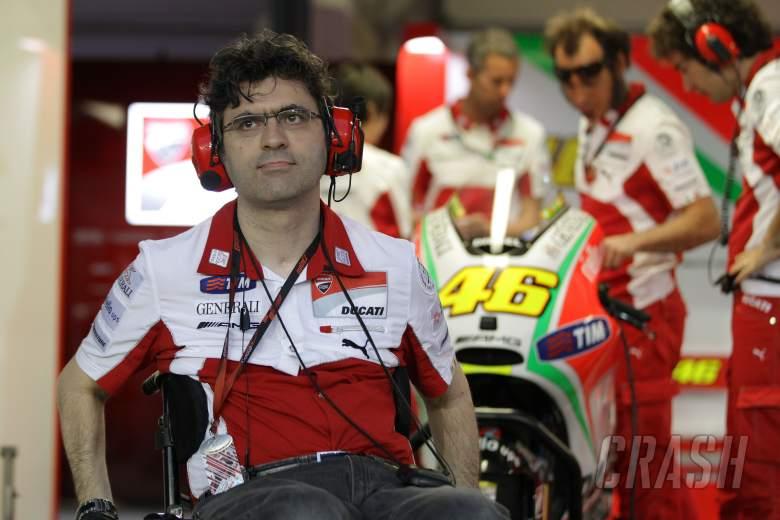 Preziosi, Qatar MotoGP 2012