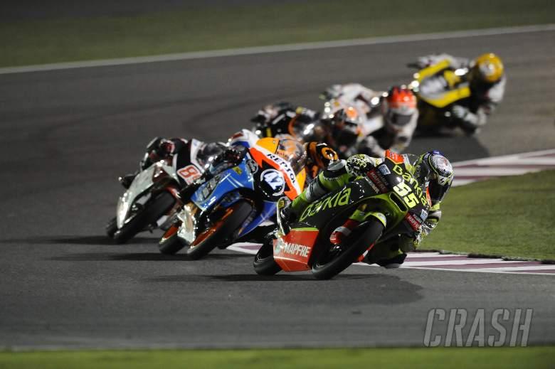 Faubel, Qatar Moto3 Race 2012