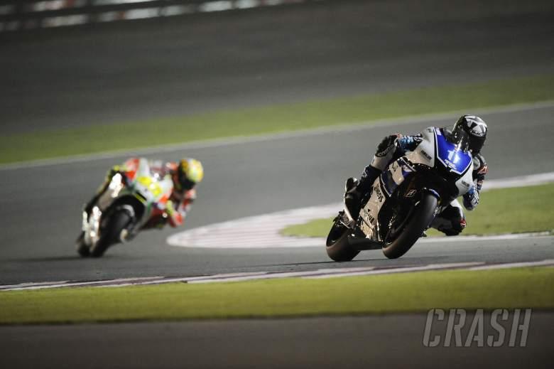 Spies, Qatar MotoGP Race 2012