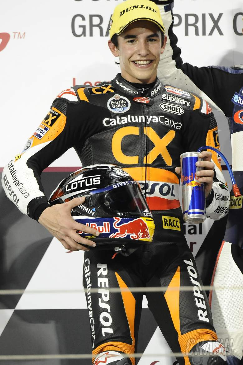Marquez, Qatar Moto2 Race 2012