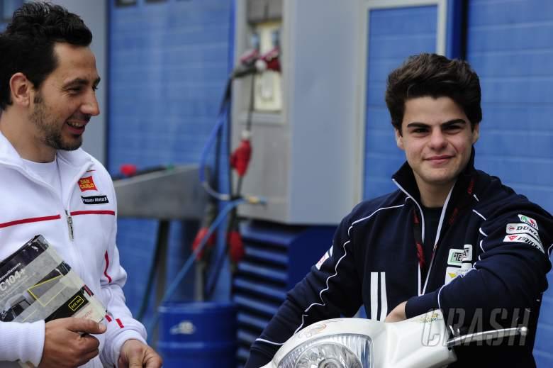 Fenati, Spanish Moto3 2012