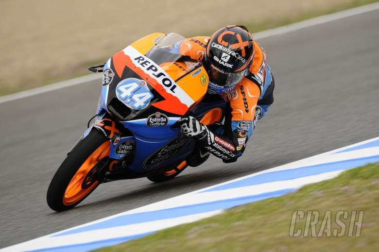 Oliveira, Spanish Moto3 2012