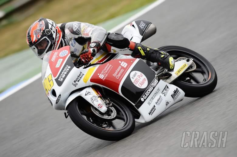 Louis Rossi, Spanish Moto3 2012
