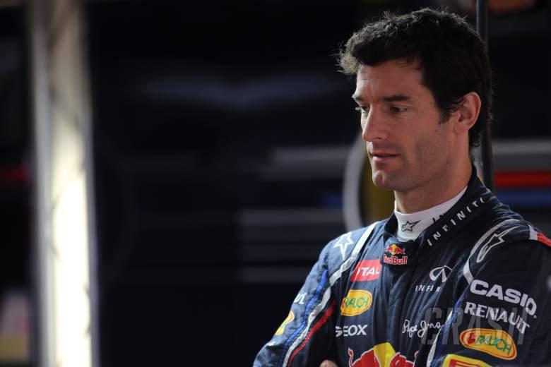 ,  - Mark Webber (AUS), Red Bull Racing 01.05.2012. Formula 1 World Championship, Testing, Mugello, Ita