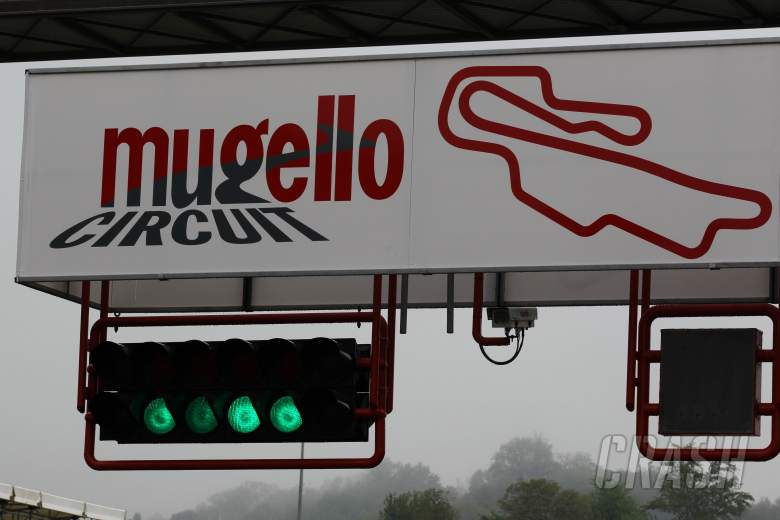 Mugello circuit sign 01.05.2012. Formula 1 World Championship, Testing, Mugello, Italy