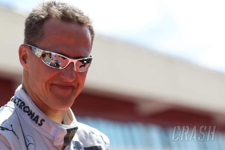 Michael Schumacher (GER), Mercedes AMG Petronas 02.05.2012. Formula 1 World Championship, Testing,