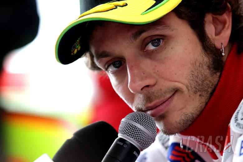 Rossi, Portuguese MotoGP 2012