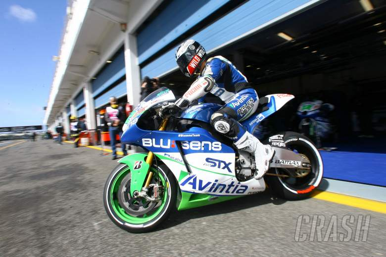 Silva, MotoGP Portuguese MotoGP 2012