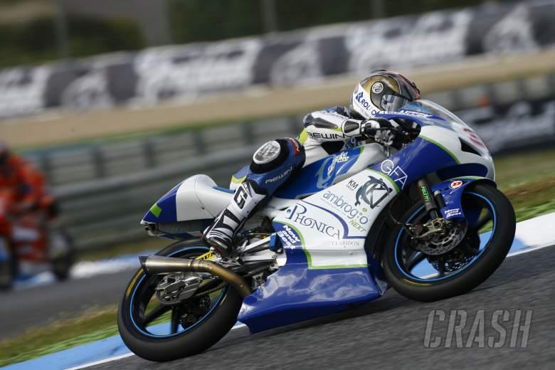 Pedone, Moto3, Portuguese MotoGP 2012