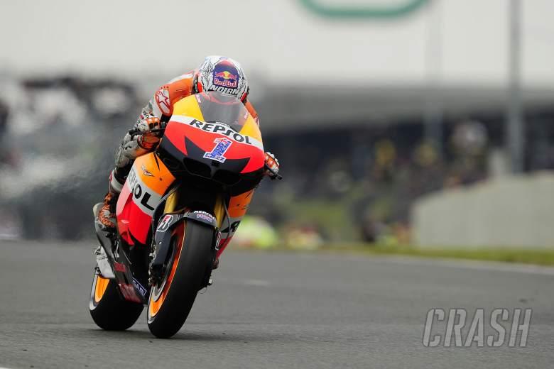 Stoner, French MotoGP 2012