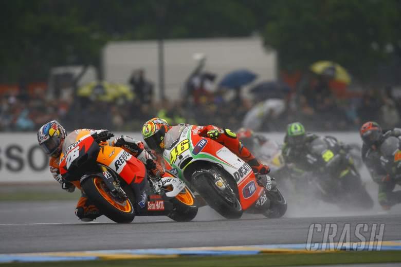 Pedrosa, French MotoGP 2012