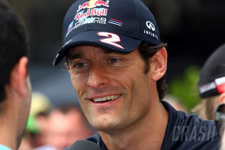 23.05.2012- Mark Webber (AUS) Red Bull Racing RB8