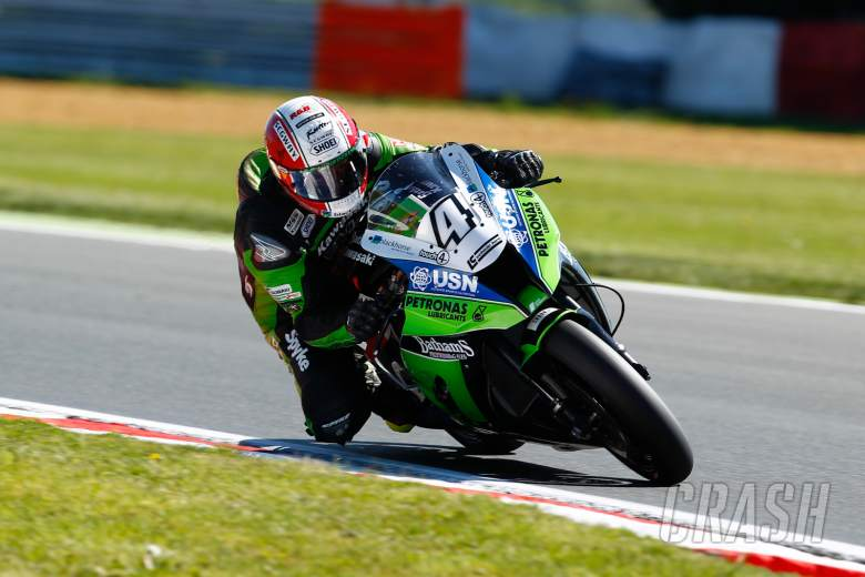 , , Michael Rutter MSS Bathams Kawasaki - [picture credit: Ian Hopgood Photography.com]