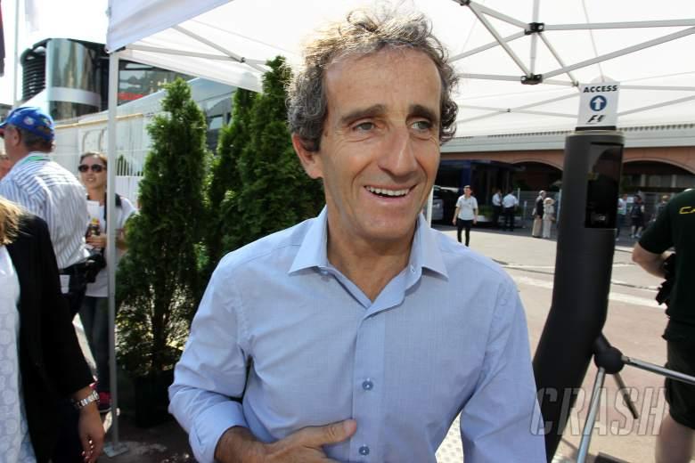 , , 27.05.2012- Alain Prost (FRA), Ex F1 Champion