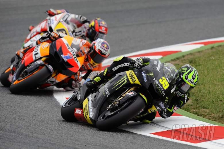 Crutchlow, Catalunya MotoGP Race 2012