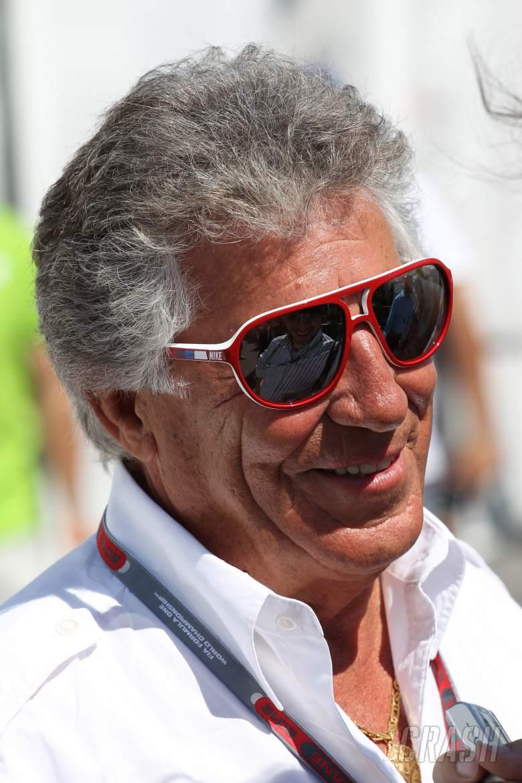, , 10.06.2012- Mario Andretti