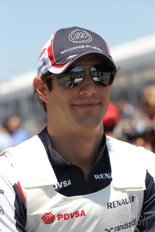 10.06.2012- Bruno Senna (BRA) Williams F1 Team FW34