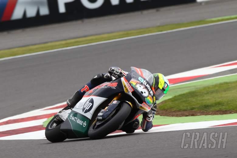 Pol Espargaro, Moto2, British MotoGP 2012