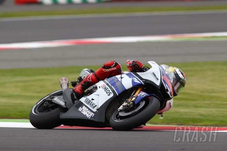 Lorenzo, MotoGP, British MotoGP 2012