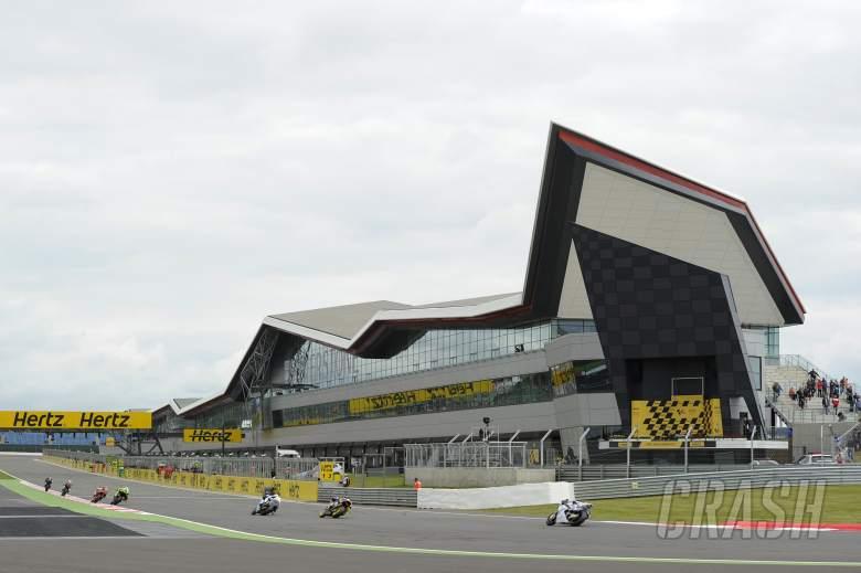 Race Action, British Moto2 Race 2012