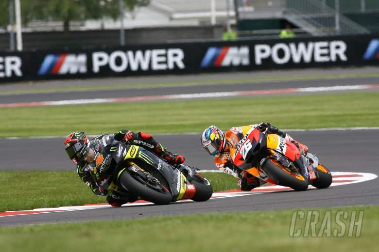 Dovizioso, MotoGP Race, British MotoGP 2012