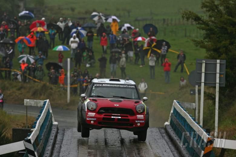 Dani Sordo (ESP) Carlos Del Barrio (ESP) Mini John Cooper Works WRC