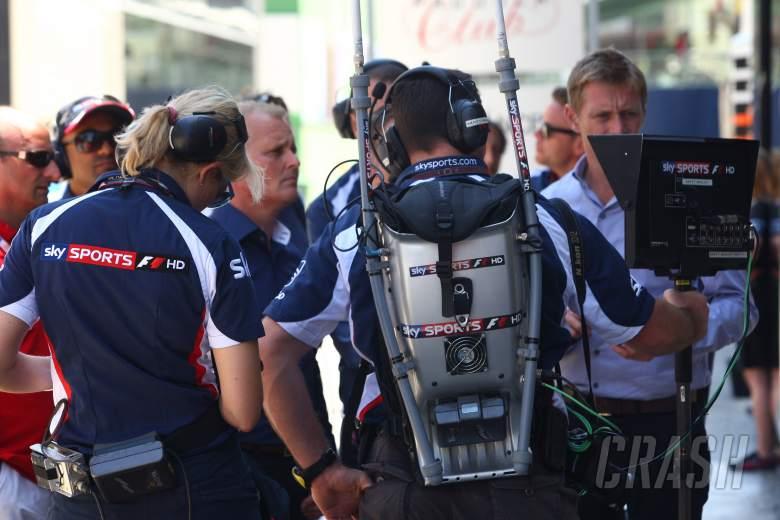 ,  - 23.06.2012- Qualifying, Sky Sports F1 TV