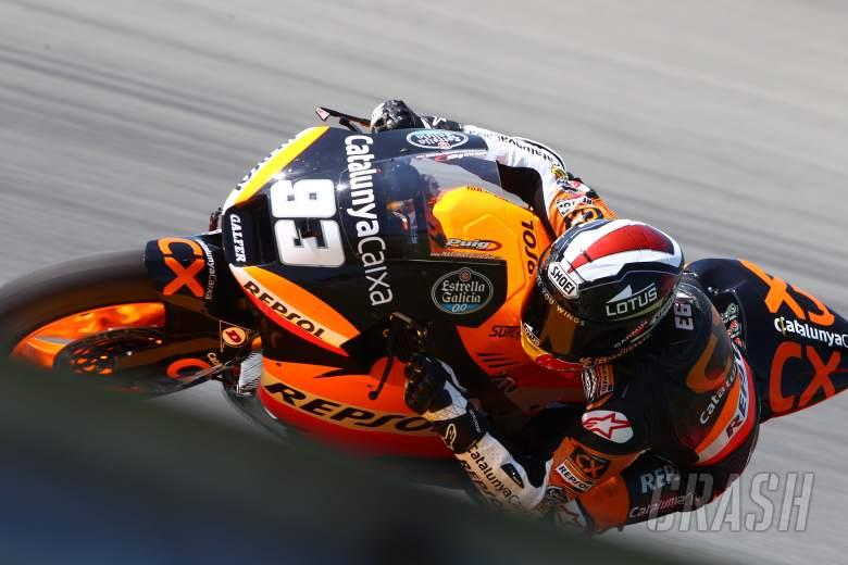 Marquez, Moto2, German MotoGP 2012