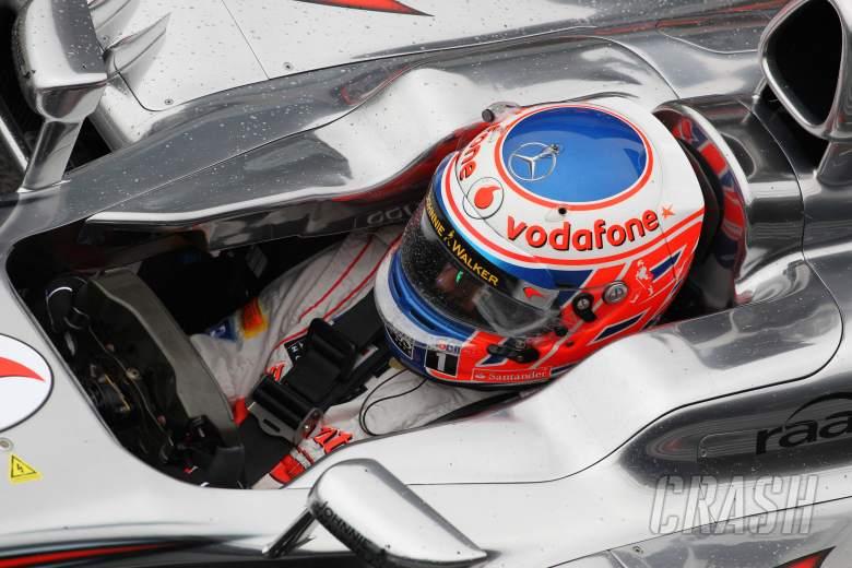 06.07.2012- Free Practice 2, Jenson Button (GBR) McLaren Mercedes MP4-27