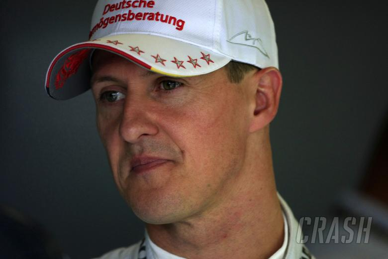 Michael Schumacher (GER) Mercedes