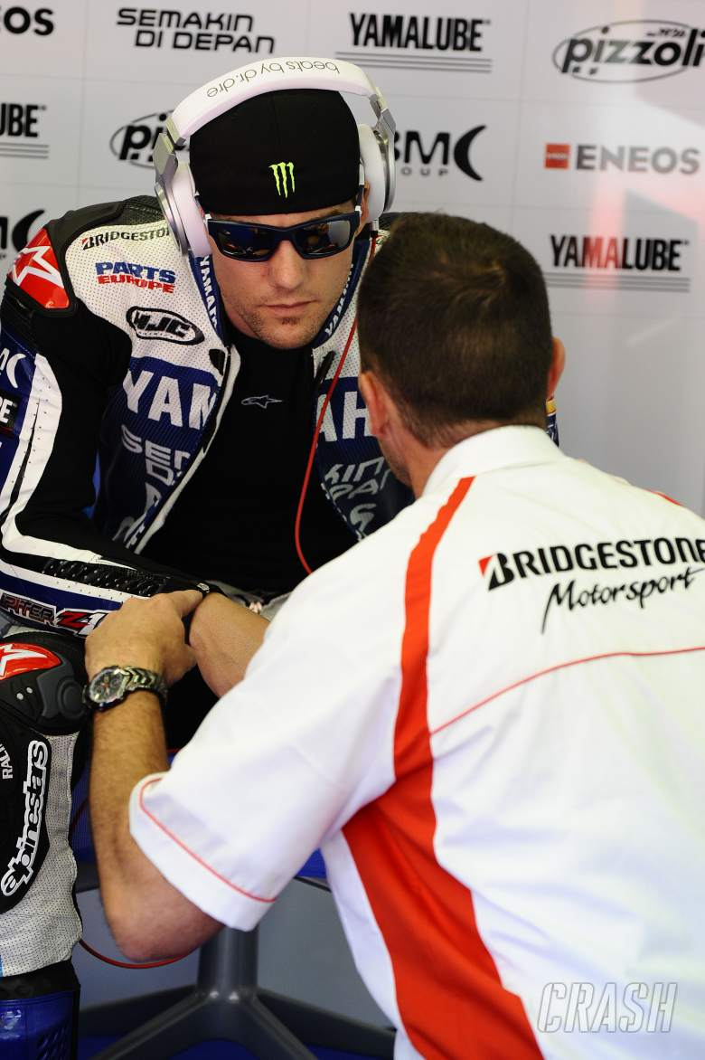 , , Spies, Italian MotoGP 2012