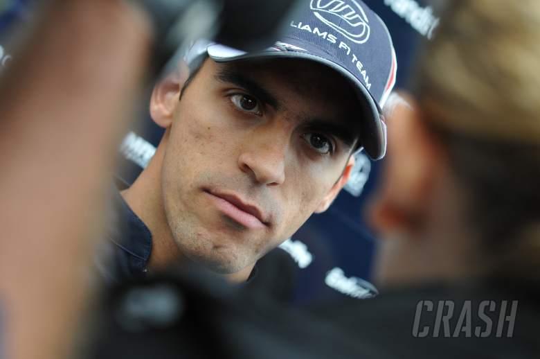 19.07.2012 - Pastor Maldonado (VEN), Williams F1 Team FW34