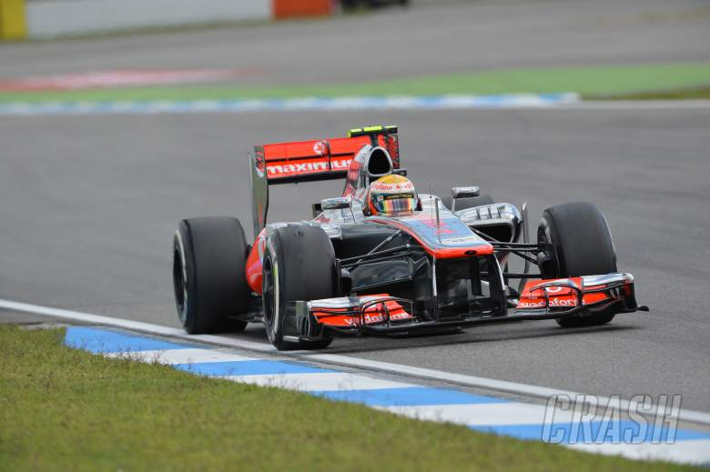 22.07.2012 - Race, Lewis Hamilton (GBR) McLaren Mercedes MP4-27