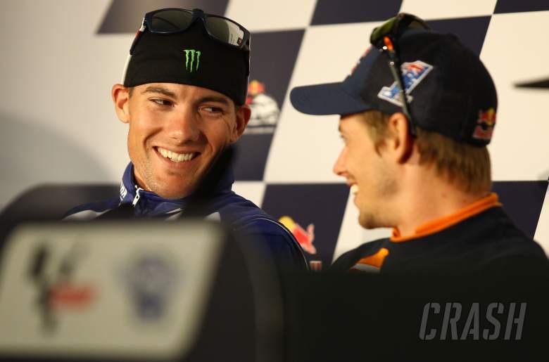Spies and Stoner, USA MotoGP 2012