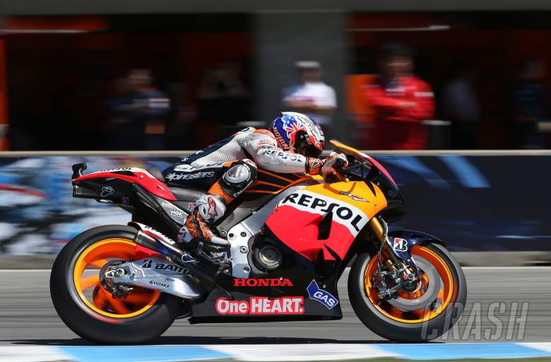 Stoner, USA MotoGP 2012