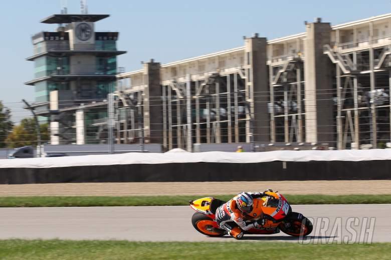 Pedrosa, Indianapolis MotoGP, 2012