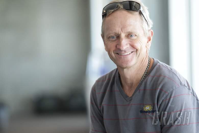 Kevin Schwantz, Indianapolis MotoGP 2012