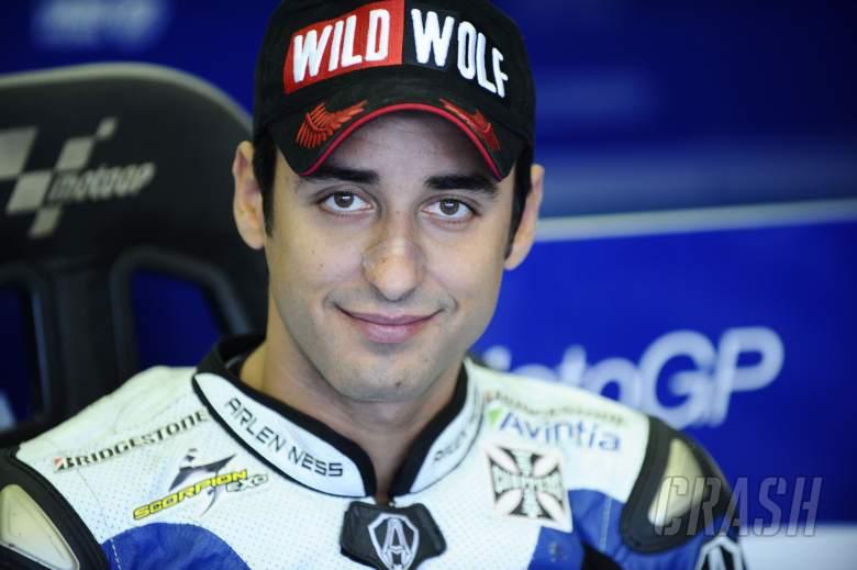 Silva, Czech MotoGP 2012