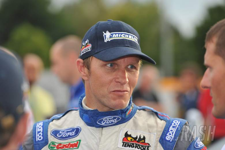 ,  - Petter Solberg (NOR), Ford Fiesta WRC, Ford World Rally Team