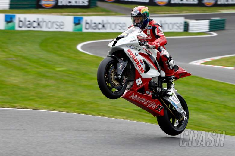 Barry Burrell Buildbase BMW Motorrad - [picture credit: Ian Hopgood Photography.com]