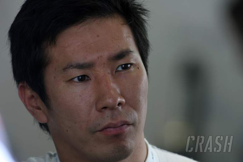 07.09.2012- Free Practice 2, Kamui Kobayashi (JAP) Sauber F1 Team C31