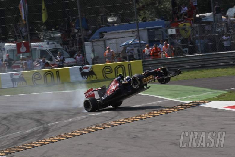 09.09.2012- Race,  Jean-Eric Vergne (FRA) Scuderia Toro Rosso STR7